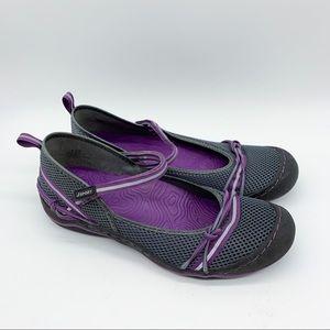 JAMBU JBU J-41 Misty Encore Mary-Jane shoe, 8.5.